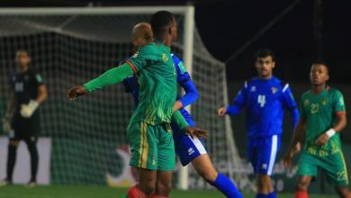 Photo of المنتخب الموريتاني يتصدر مجموعته في بطولة كأس العرب للشباب