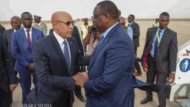 Photo of الحكومة الموريتانية: مسرورون من زيارة ماكي صال ونتائجها