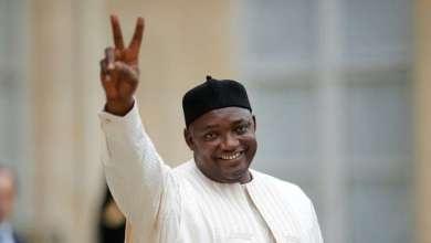 Photo of الرئيس الغامبي يتعهد بحل مشاكل الجالية الموريتانية