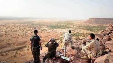 Photo of الجيش يعتقل 7 مهربين ويصادر 700 كلغ من المخدرات