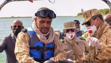 Photo of قيادة الجيش الموريتاني تعزي أسرة «عباس جلو»