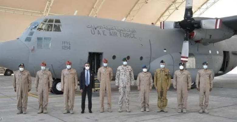 الإمارات تسير أولى رحلاتها لدعم عملية الاستقرار في الساحل