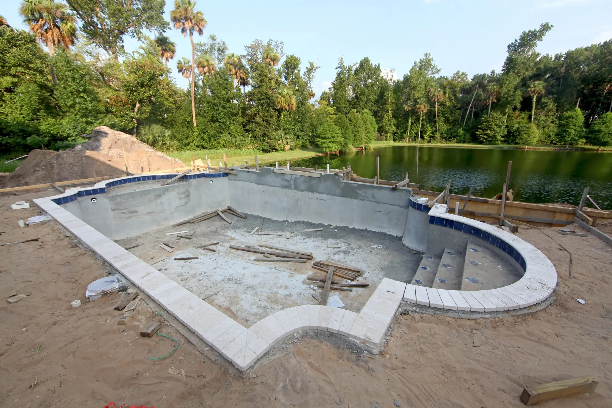 How Itu0027s Done: The Ultimate Guide To Inground Swimming Pool Construction