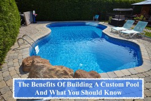 building a custom pool