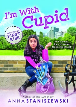 Sahar's Reviews 2015 05 30 Book Review I'm with Cupid