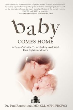 Baby Comes Home by Paul Roumeliotis on Sahar's Reviews