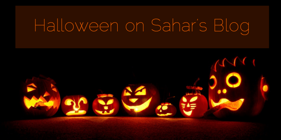 Sahar's Blog 2015 10 26 Halloween on Sahar's Blog
