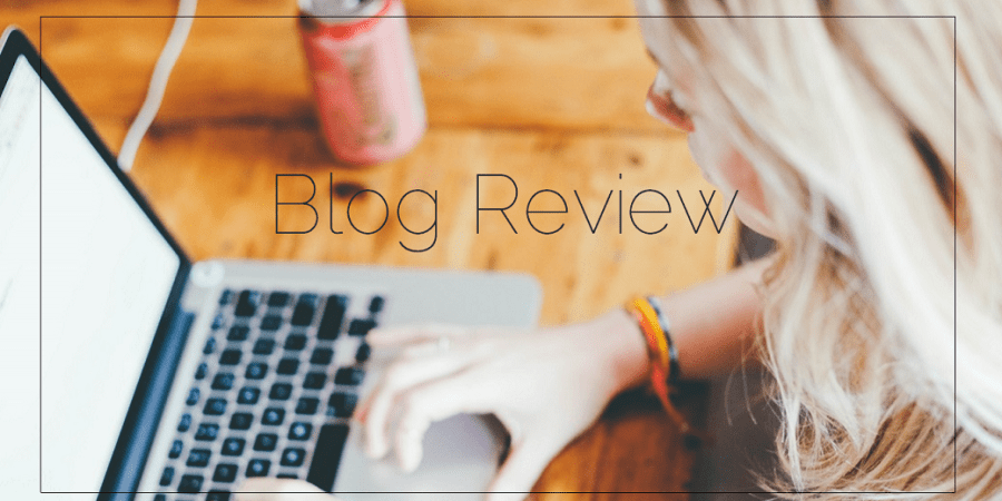 Blog Review on Sahar's Blog