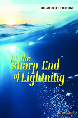 Sahar's Reviews 2016 01 25 Book Review At the Sharp End of Lightning Cover