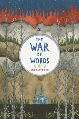 The War of Words by Amy Neftzger on Sahar's Blog Cover