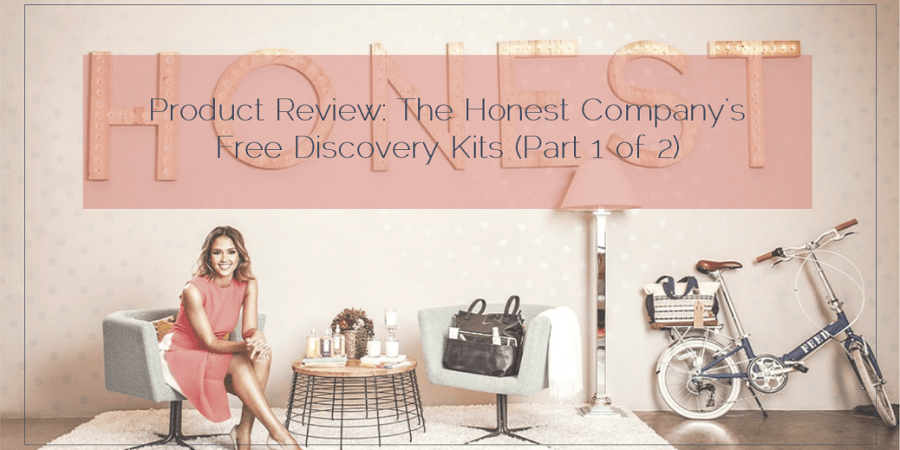 Sahar's Blog Product Review The Honest Company