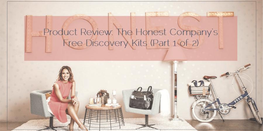 Sahar's Blog Product Review The Honest Company