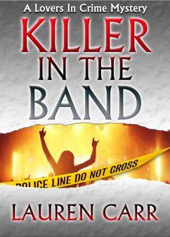 'Killer In The Band', by Lauren Carr on Sahar's Blog