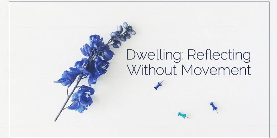 Sahar's Blog 2017 02 07 Dwelling Reflecting Without Movement