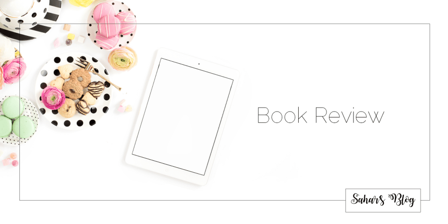 Sahar's Blog Book Review Header 2018