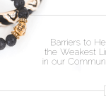 Barriers to Help The Weakest Links in our Communities