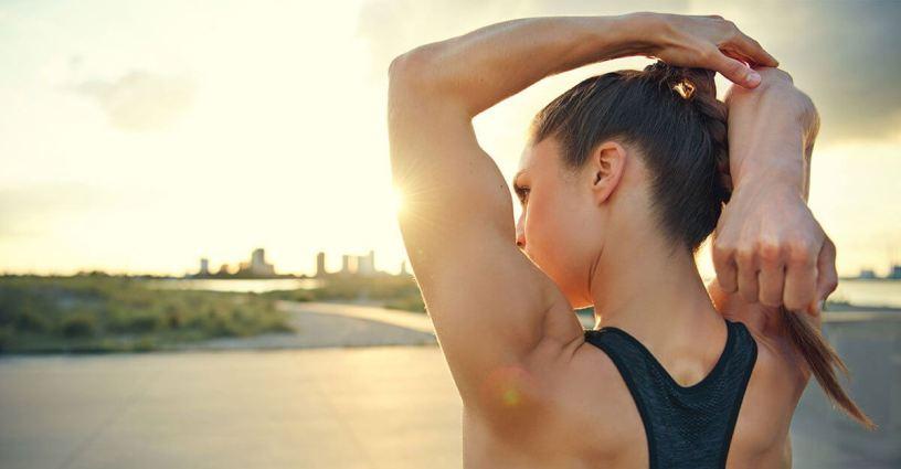 تمارين لعضلات ذراعين قوية