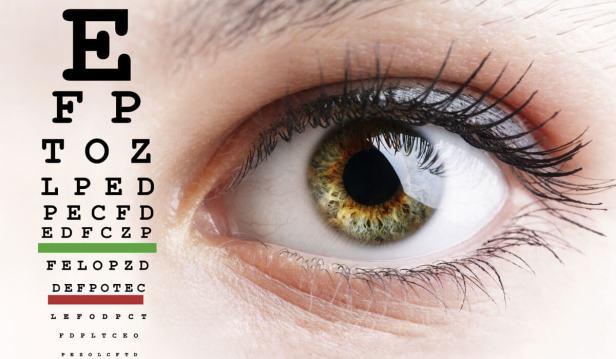 صحة الأعين