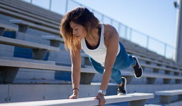 تمرينات وزن الجسم