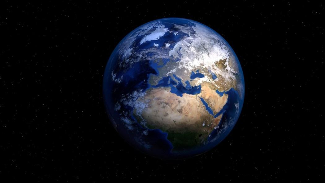 पृथ्वी एक प्यारा ग्रह