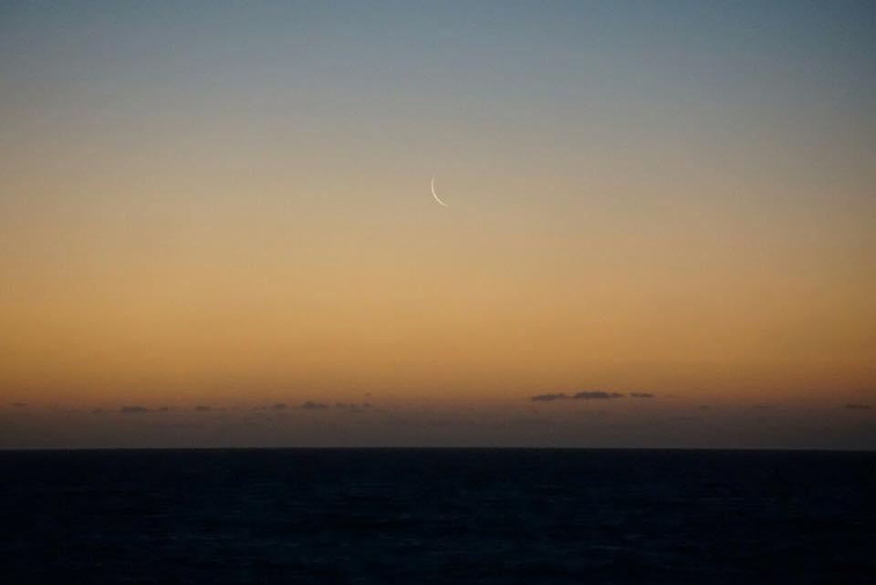 Maan Ramadan maansbezichtiging Hilal