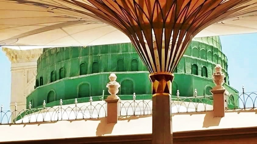 Moskee Nabawi Madina
