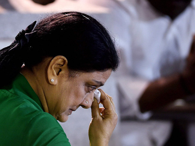 Sasikala All Set To Be Released From Prison