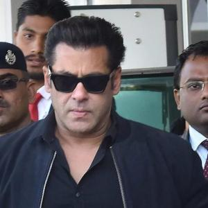 Salman Khan In Jodhpur
