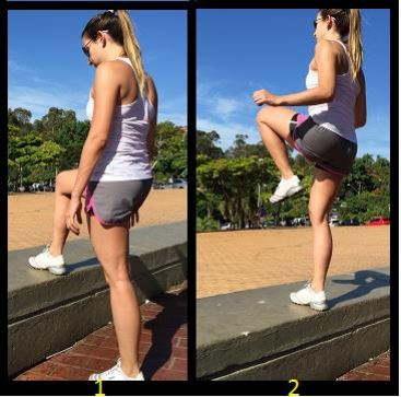 Step unilateral