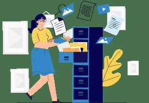 Archivo en gestión