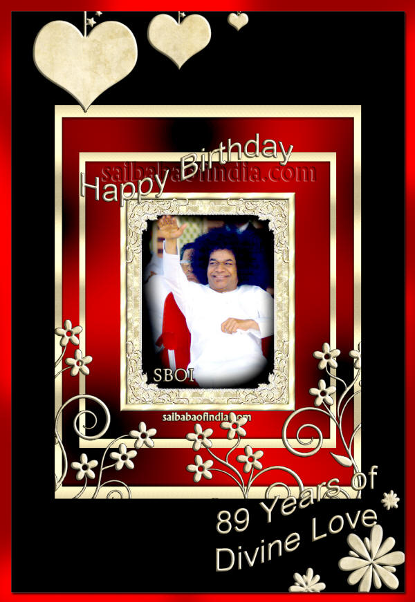 sri sathya sai baba 89th Birthday Celebration wallpapers photos