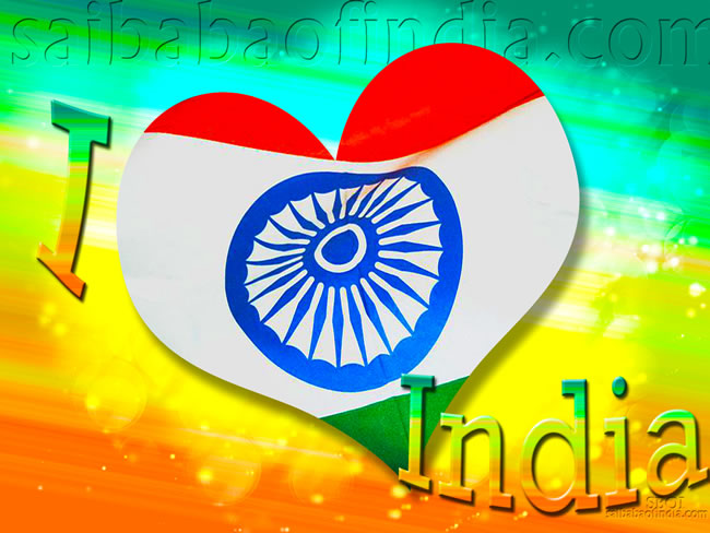 Indian Independence Day Wallpapers Sai Baba Of Indias Weblog