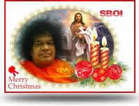 Sai baba jesus christmas greeting cards sai baba of indias weblog sai baba jesus christmas greeting cards christmas wallpapers m4hsunfo