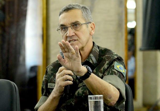 General Villas Bôas é comandante do Exército brasileiro