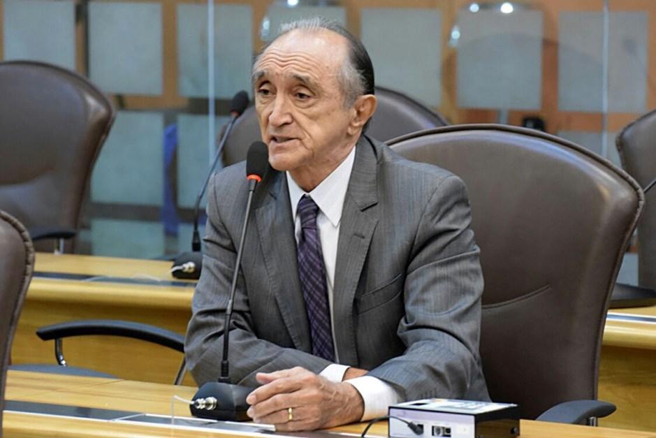 Deputado Getúlio Rêgo nega ter receitado remédio contra o novo ...