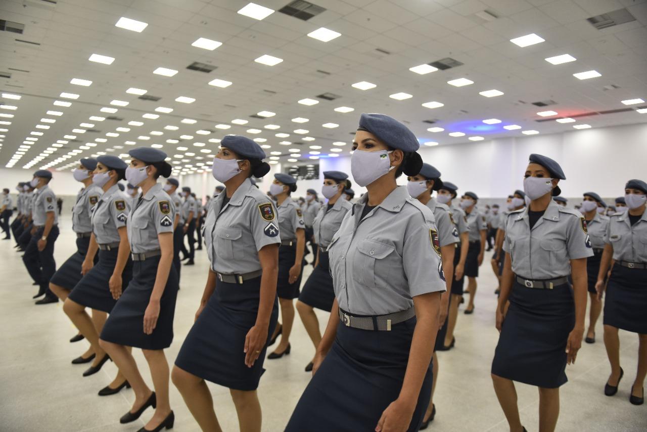 Mulheres terão oportunidades iguais a homens para ingresso na Polícia  Militar do RN