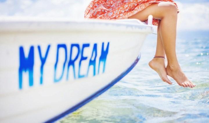 Barca a vela e la vacanza perfetta.
