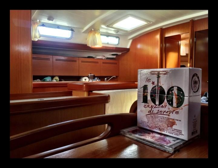 Il pozzetto e la vita di bordo