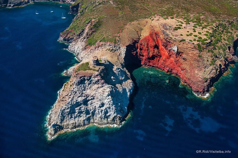 Isola di Capraia: sagra del totano