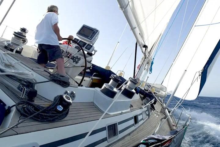 Qual è il ruolo dello skipper?