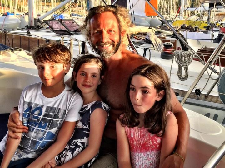 Isola d'Elba: mare, amore e fantasia. In barca con i miei figli? Mai!