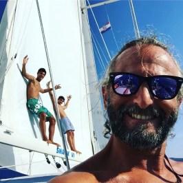Amel Super Maramu: 16 metri di puro amore. In barca con i miei figli? Mai!