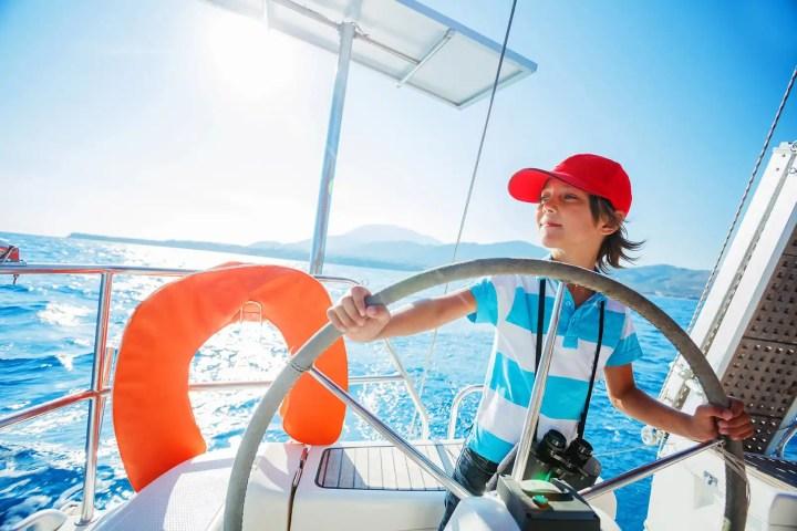 Genitori single. Amore, punti di vista e barca a vela.