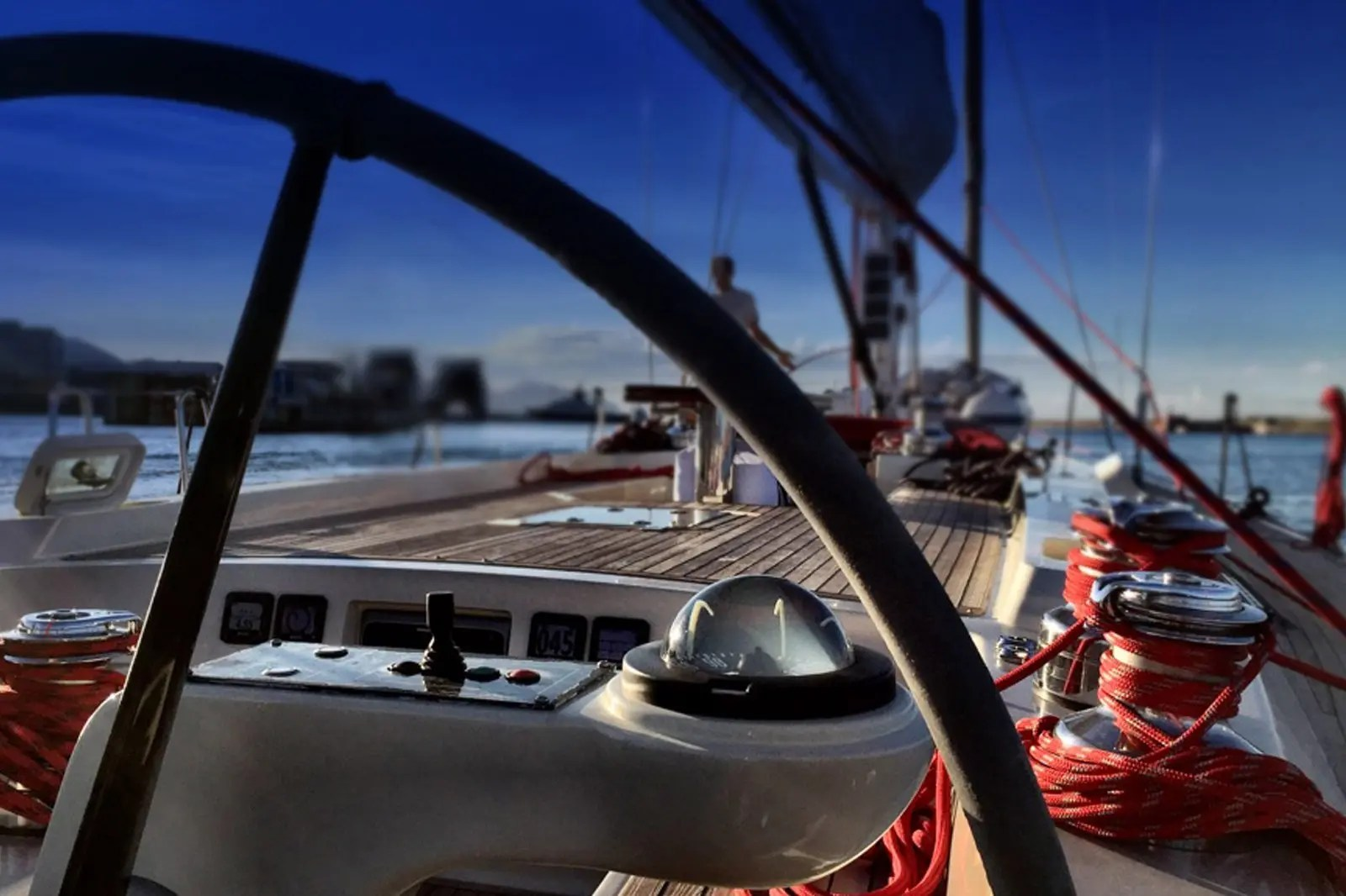 Velista e marinaio: che differenza c'è?