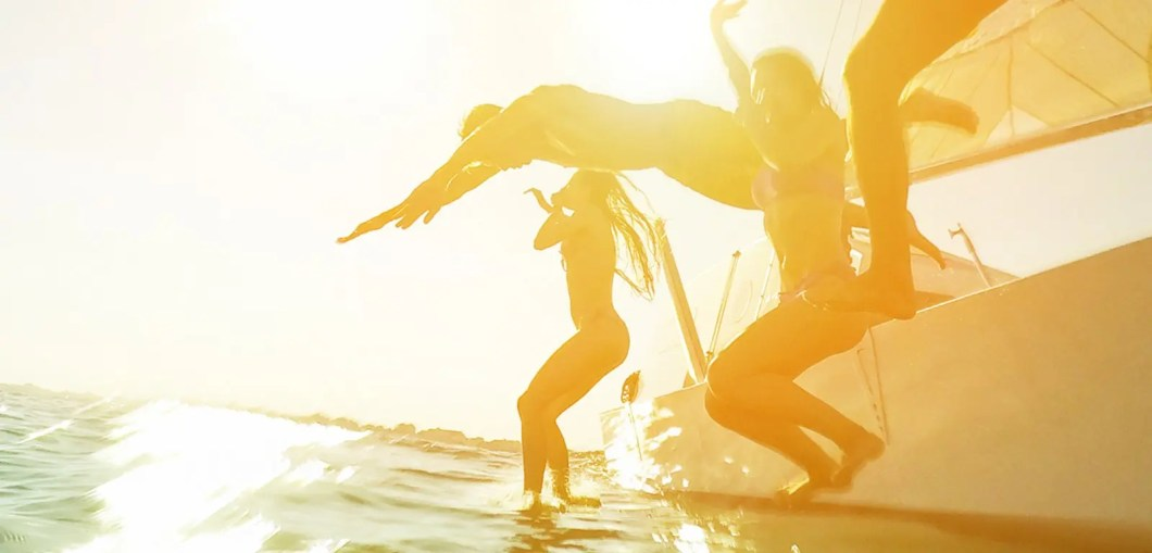 barca a vela: saidisale. Il regalo più bello. La felicità è...