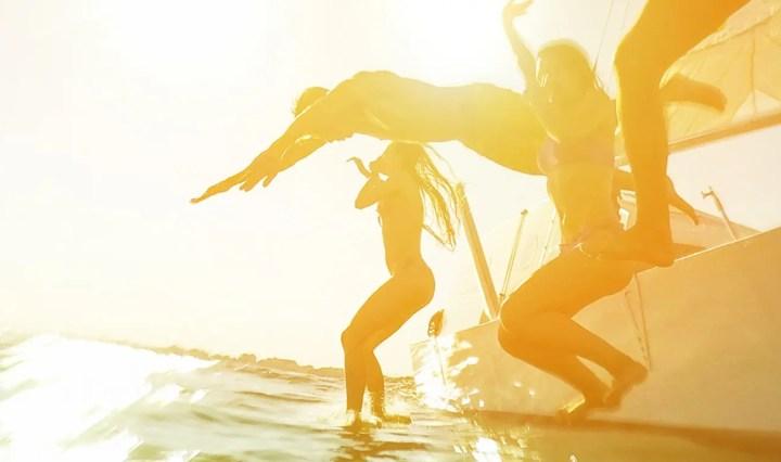 barca a vela: saidisale. Il regalo più bello. La felicità è... Come scegliere. Mollare gli ormeggi