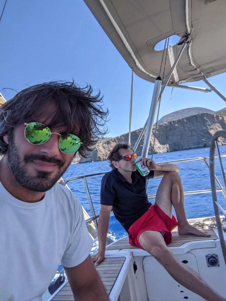 Barca a vela: quanto contano le aspettative?
