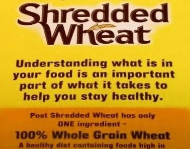 Post Foods Consumer Scam
