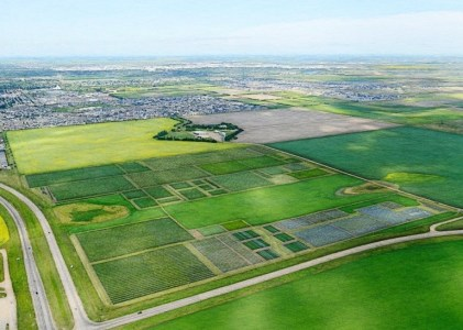 The Crop Development Centre at the University of Saskatchewan