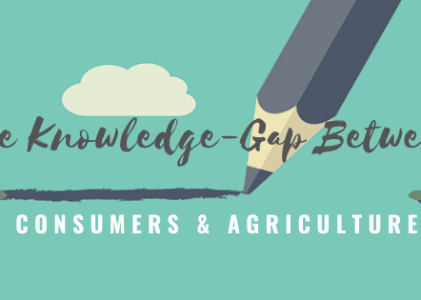 The Knowledge-gap Between Canadian Consumers and Agriculture